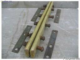 Накладки стыковые изолирующие Р-65