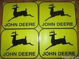 Наклейки на комбайн Джон Дир John Deere - фото 1