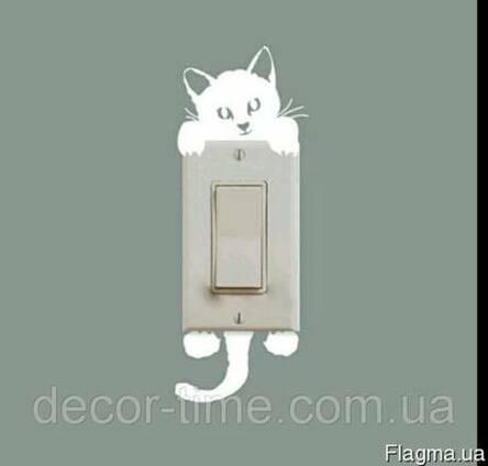 Наклейки на розетки и выключатели (032)