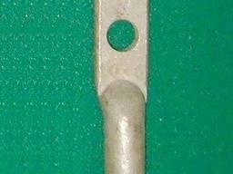 Наконечник медный-луженый с удлиненным захватом кабеля МЛ ДТ 10-6 (8)
