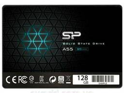 "Накопитель SSD 2. 5"" 128GB Silicon Power (SP128GBSS3A55S25)"