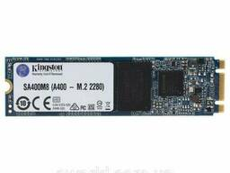 Накопитель SSD M. 2 2280 120GB Kingston (SA400M8/120G)
