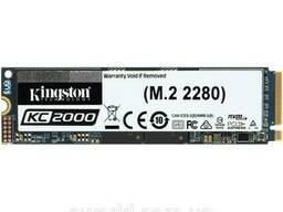 Накопитель SSD M. 2 2280 1TB Kingston (SKC2000M8/1000G)