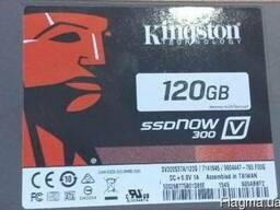 Накопитель/Винчестер SSD 120GB Kingston (SA400S37/120G) SATA