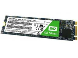 Накопитель Western Digital Green ssd 120gb m.2 2280