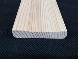 Наличник деревянный на двери на окна 1 2 3 сорт 7, 8 см
