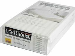 Наматрасник водонепроницаемый LightHouse Jersey 80*200. ..