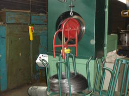 Намоточная машина для проволоки в розетту CS 600 (CS 300) - фото 2