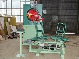 Намоточная машина для проволоки в розетту CS 600 (CS 300) - фото 3