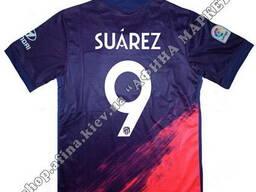 Нанесение имени, фамилии, номера на форму Атлетико Мадрид 20201-2022 Away Trippier 23 5128