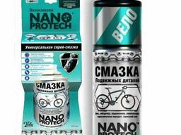 Nanoprotec Anticor для велосипеда NanoprotecH 210мл.