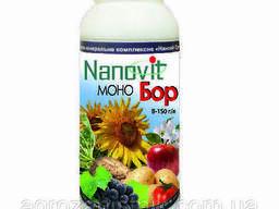Микроудобрения Нановит Моно Бор (1л) высококонцентрированный раствор бора (В)/ борне. ..