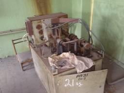 Напівавтомат для накатки різьби і рифлень 44-14-0550