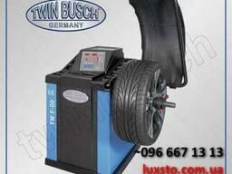 Напівавтоматичний балансувальний станок Twin Busch,