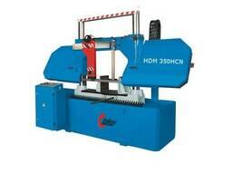 Напівавтоматичний верстат для різання металу 350\350 HCN