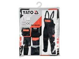 Напівкомбінезон робочий YATO розмір L