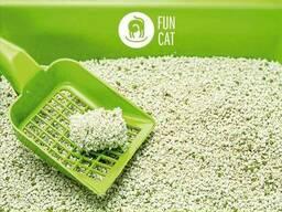 Наполнитель для кошачьего туалета Fun Cat Mint Paws зерновой с ароматом мяты 5л