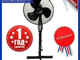 Напольный вентилятор лопастной Domotec DT-190 мелкая сетка