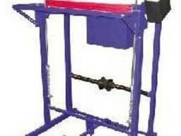 Оборудование для изготовления пакетов doy-pack