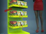 Напольные рекламные стойки для продуктов питания - photo 3