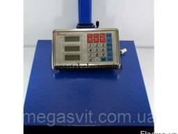 Напольные весы торговые Acs 300 kg 40*50 Fold
