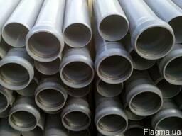 Напорный водопровод. Трубы, фитинги для напорного водопровода