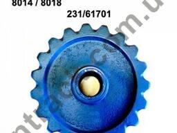 Направляющее колесо JCB SERII 801.4/801.5 /801.6/801.8/8014