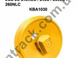 Направляющее колесо (ленивец) Jcb JS-240NLC / 240S / 260LC /
