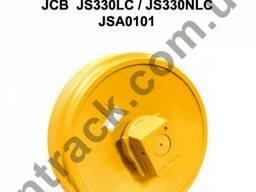 Направляющее колесо (ленивец) Jcb JS330LC / JS330NLC