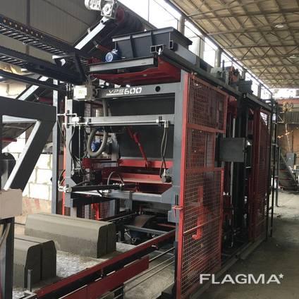 Напрямую от производителя вибропресс VPS-600 автомат