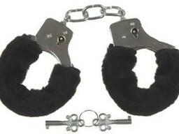 Наручники плюшевые с 2 ключами - (Max Fuchs)
