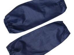 Нарукавники тканевые защитные