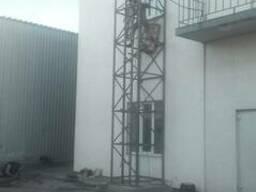 Наружный грузовой лифт ПВМ