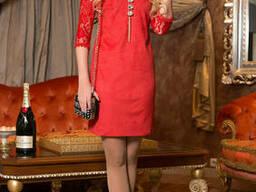 Нарядное платье женское(44-50р) , доставка по Украине