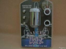 Насадка на кран з температурним підсвічуванням води Faucet L