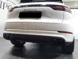 Насадка Porsche Cayenne E3 2020 2019 2018