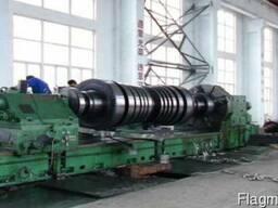 Наше предприятие выполнит проточку турбин