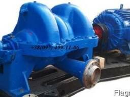 Насос ЦН 400-210 Украина насос ЦН400-210 для воды агрегат