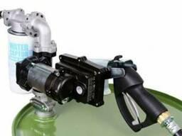 Насос для бочек DRUM EX50 12V DC ATEX руч. Пистолет