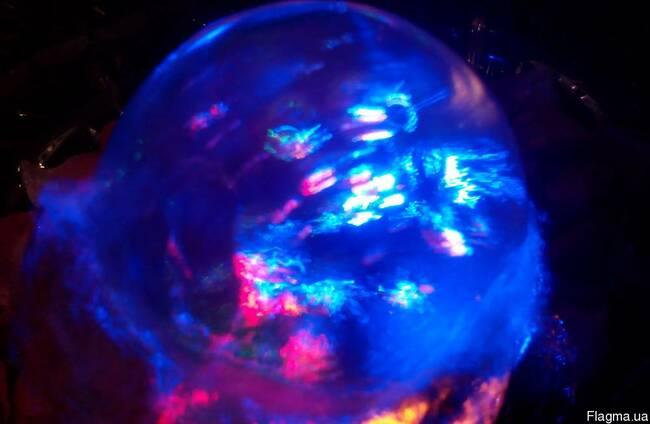 Насос для фонтана с шаром и цветной подсветкой, фонтан,