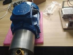 Импеллерный насос NH-30 для перекачивания мёда и густых продуктов 30 л. мин