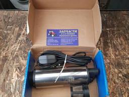 Насос для солярки погружной 12V d50 мм. с фильтром