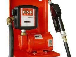 Насос для заправки, перекачки бензина, керосина, ДТ со...