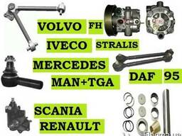 Насос ГУР MAN DAF Volvo Renault Magnum Premium Scania Atego