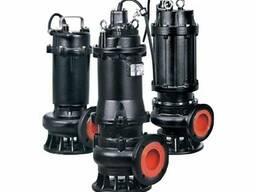 Насос канализационный Aquatica 65WQD15-15-1.5F 1.5 кВт. ..