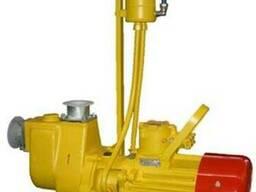 Насос КМС 100-80-180Е для нефтепродуктов