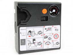 Насос (компрессор) для подкачки шин Мерседес