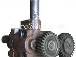 Насос масляный двигателя ЯМЗ-236, 236-1011014-В3