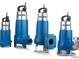 Насос MF для сточных вод ABS (Швеция).