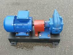 Насос НМШ 2-40-1, 6/16 с электродвигателем 1, 5 кВт НМШ2-40
